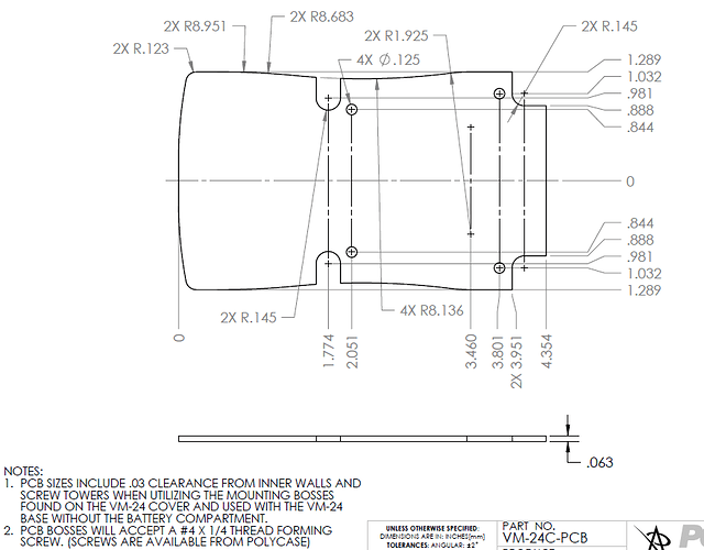 Outline graphics challenge w/ KiCad's internal drawing tools