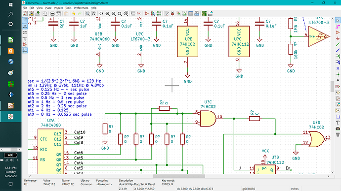 KiCad_Value_Change_before
