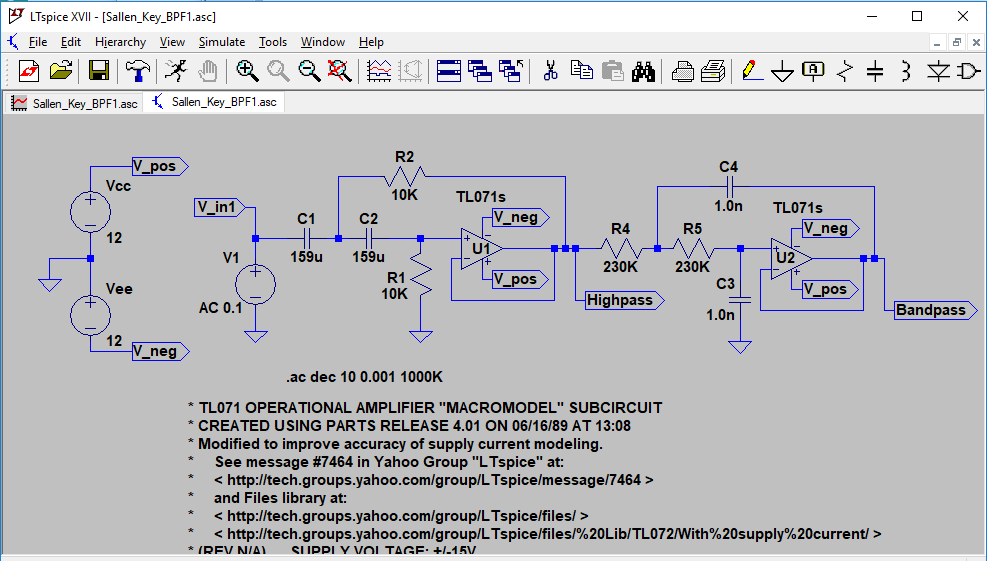 OpAMPs simulation - Simulation (Ngspice) - KiCad info Forums