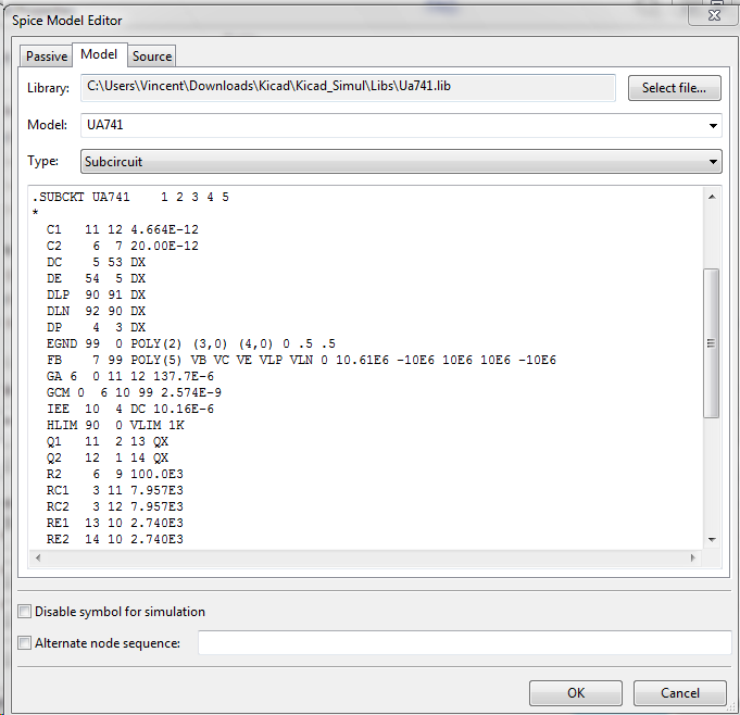 Simulate AOP Generator - Simulation (Ngspice) - KiCad info