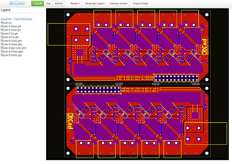 Gerber files created with KiCad 5 are bigger than KiCad 4