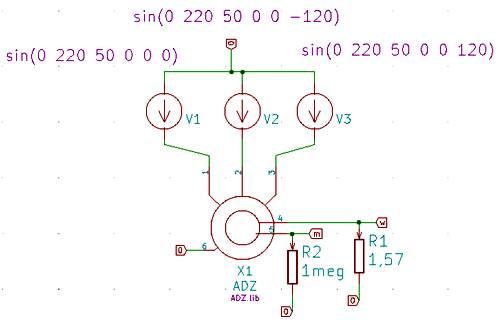 AC motors simulation (1 phase & 3 phase) - Simulation ... on